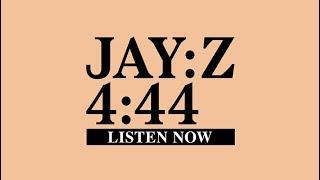 Jay Z's 4:44 Album Samples