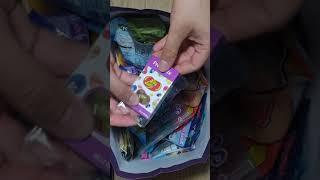 과일 젤리 개봉하기 (…