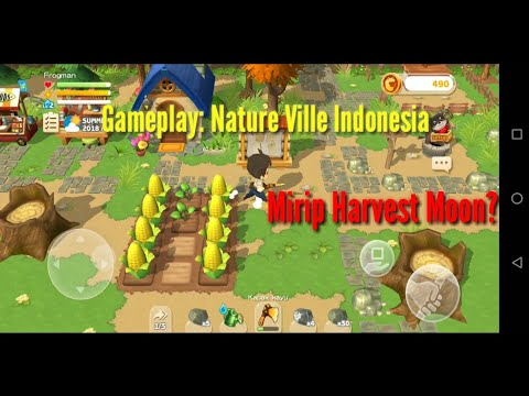 Nature Ville Indonesia Android Ios Gameplay Cbt