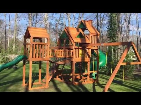 11 Best Outdoor Playsets Swingsets For Kids 2019 Review
