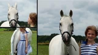 Emmas Ponywelt - Fotoshooting mit Lisa und Minou