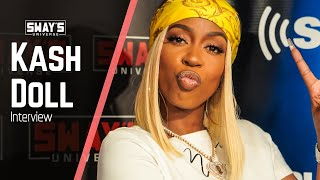 Kash Doll on Squashing Beef with Lil Kim, Working with Iggy Azalea + New Music | SWAY'S UNIVERSE
