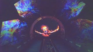 Space Mountain Ghost Galaxy 2016 (Full-Ride) Disneyland