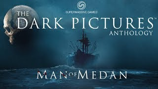 THE DARK PICTURES: MAN OF MEDAN - HALLOWEEN TRAILER | PS4/XBOX ONE (2019)