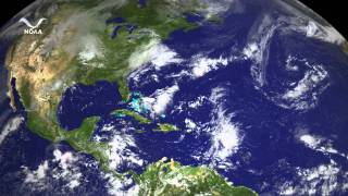 The 2011 Hurricane Season in 4.5 minutes