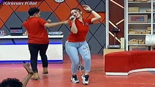 Video goyangan Zaskia Gotik bikin melek saat sahur (ANTV 3 mei 2018) download MP3, 3GP, MP4, WEBM, AVI, FLV Juli 2018