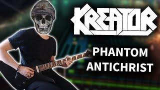 Kreator - Phantom Antichrist (Rocksmith CDLC) Guitar Cover