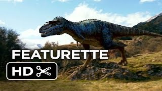 Walking With Dinosaurs 3D Featurette - Drawing Gorgon (2013) - CGI Movie HD
