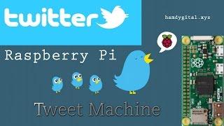Tutoriel | Twitter bot automatique avec Python sur Raspberry Pi ou Linux | HD Français