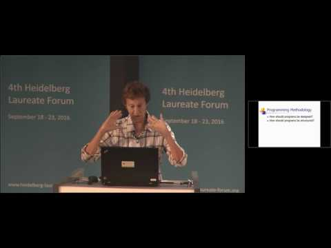 4th HLF - Lecture: Barbara Liskov