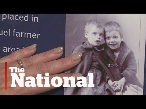Canada's British Home Children honoured with monument