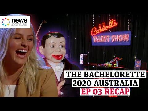 The Bachelorette Australia 2020 Episode 3 Recap: The Talent Show