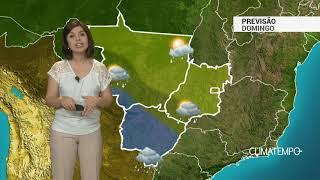 Previsão Centro-Oeste – Mais chuva em MS