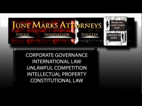 Lawyers in Johannesburg - June Marks Attorneys