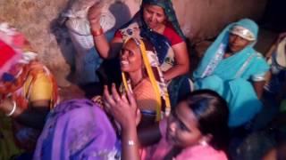 Desi wedding folk song