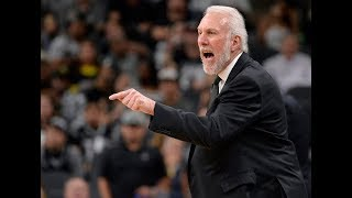 Gregg Popovich was hardest coach to play for says Robert Horry
