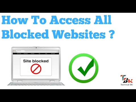 ---How To Unblock All Banned/Blocked Websites From Mobile -Youtube 2017