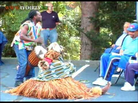 Célébration de la culture Ivoirienne  par le SMA Fathers  à Tenafly New Jersey