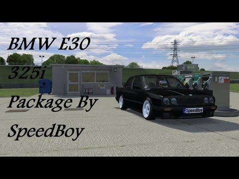 LFS BMW E30 325i Package By SpeedBoy