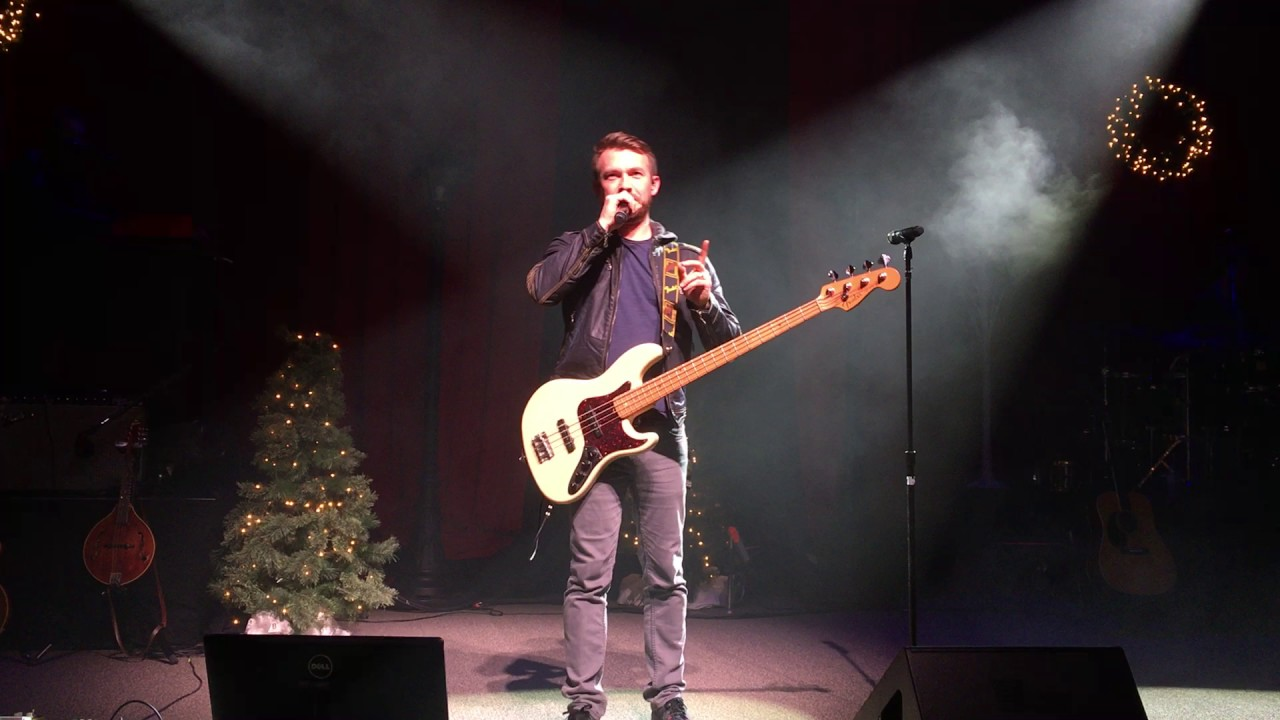 An Unspoken Christmas medley @ K-Love Christmas Tour 2016 - YouTube