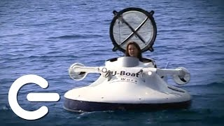 The Personal Submarine - The Gadget Show