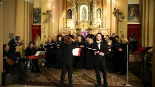 AGNUS (Ariel Ramírez) - Misa Criolla - Coro Millennium