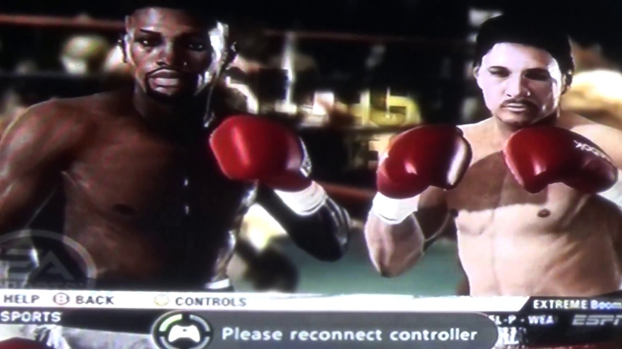 fight night champion how to get good