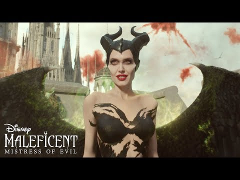 "Disney's Maleficent: Mistress of Evil | ""Horns"" Spot"