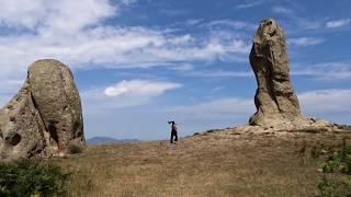 DIDì – Diletta Brancatelli  – DANCING STONES (Megaliti dell'Argimusco, Sicily 2019)