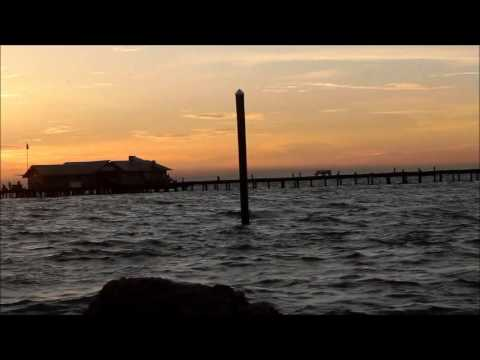 Sunrise At The Anna Maria City Pier