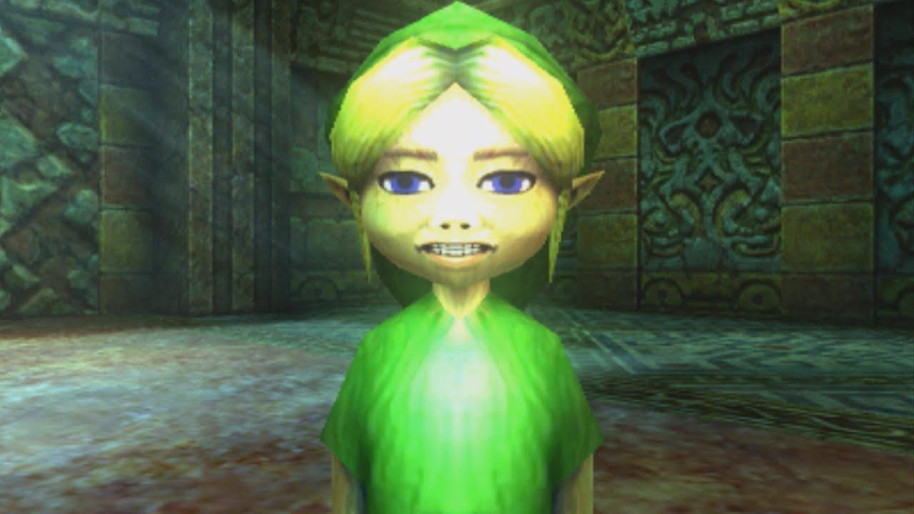 The Legend of Zelda: Majora's Mask 3D - Part 26 - DDR ...