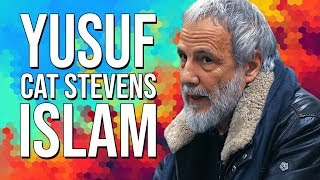 The Media Wouldn't Let Me Preach The Message | Yusuf Islam (Cat Stevens)