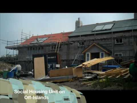 Social housing Unit On the Off-Islands - from radio scilly www.radioscilly.com