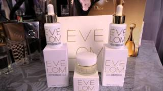 Eve Lom skin care products Thumbnail
