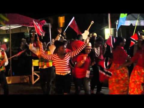 Trinidad and Tobago Cultural Presentation - AEC YA 2015 (Antigua)