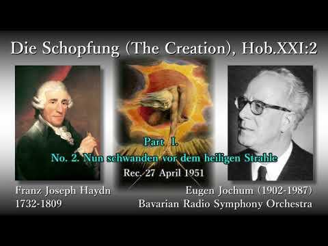 Haydn: The Creation, Jochum & BRSO (1951) ハイドン 天地創造 ヨッフム