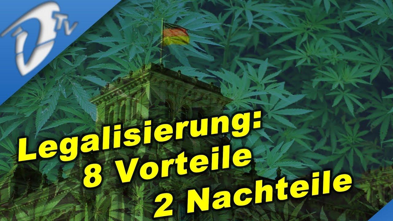 Legalisierung Von Marihuana