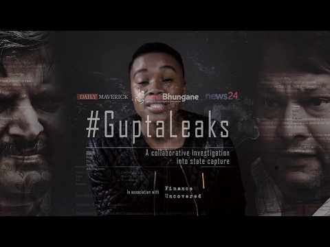 #GuptaLeaks | An Introduction
