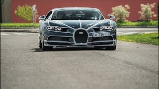 Sound - 2017 Bugatti Chiron W16 - [1 500ch]
