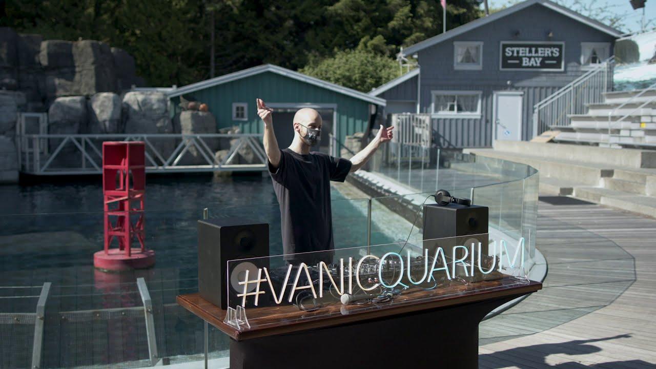 Download Vanic DJ Set @Vancouver Aquarium (Ocean Meets Music Festival)