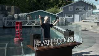 Vanic DJ Set @Vancouver Aquarium (Ocean Meets Music Festival)
