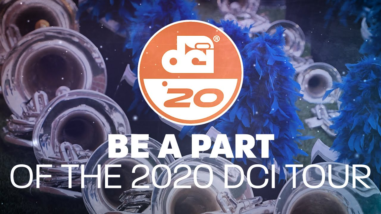 Carolina Crown 2020 Show.Be Humble Be Confident Be Yourself 2020 Dci Auditions