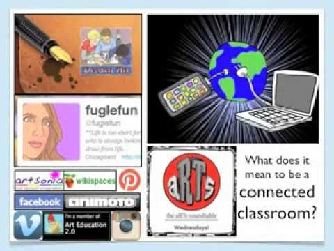 Teaching Art in a Technology Rich and Connected Classroom (2012)