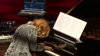 140425 - Yoshiki - Violet UK - ROSA @ Yoshiki Classical World Tour Costa Mesa