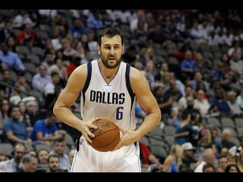 Andrew Bogut mix - 2016-2017 Season Highlights - Dallas Mavericks