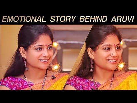 Aruvi-யில் நடிக்க முடியாது என்ற பிரபல நடிகை!   Arun, Aditi Balan Exclusive Interview   Aruvi