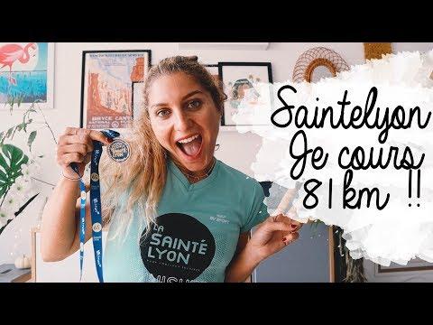 Saintelyon 2018: Je Cours 81km De Nuit Et Dans La Boue!!