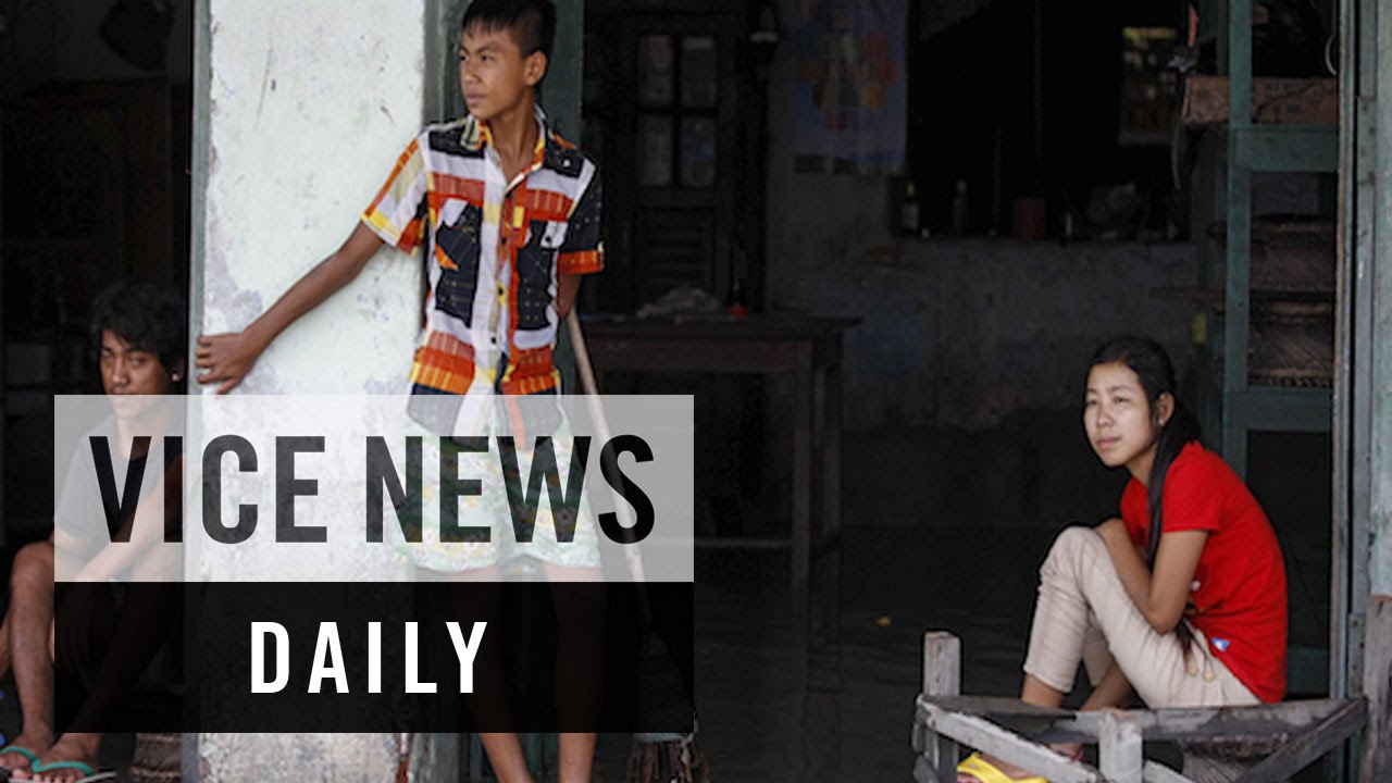 VICE News Daily: Deadly Monsoon Displaces Thousands in Myanmar