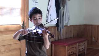 F. Seitz - Violin Concerto No. 3 in G Minor, Op. 12, 1st Movement