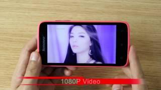 Lenovo A516  4.5-inch 1.3 GHz dual-core processor Android smartphone